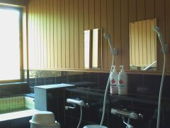 湖畔の宿 民宿 和み 浴室